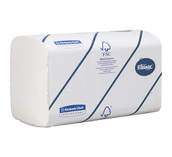 Kleenex Ultra Hand Towel - White 2ply 1860 per case