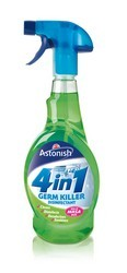Astonish 4 in 1 Germ Killer Disinfectant 750ml